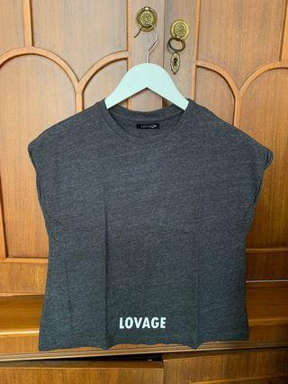 Tops grey by Lovage