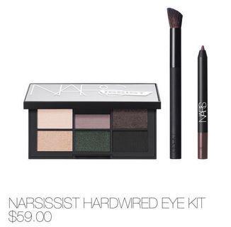 🚚 NARS 6 colours eye shadow