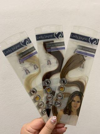 [NEW] TAKE ALL Lady Jayne Hair Extensions (highlight, 30cm)