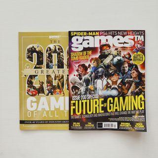 Games TM Issue 200 Special Future of Gaming #EST50