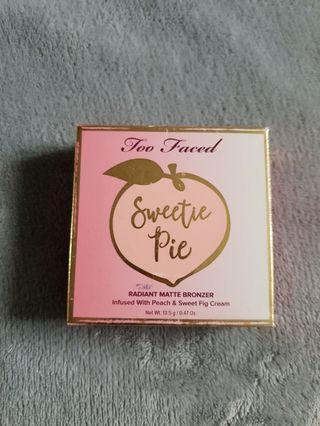 Too Faced Sweetie Pie Bronzer