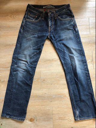🚚 出清!Levi's 504刷色牛仔長褲W29