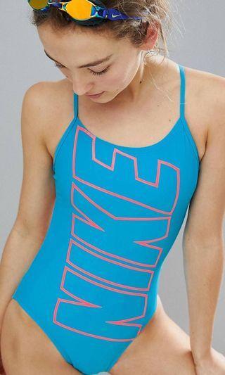 Nike Cut-out Swim Suit