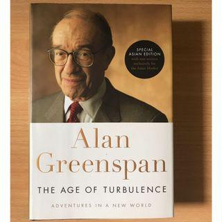 Alan Greenspan - The Age of Turbulance: Adventures in a New World