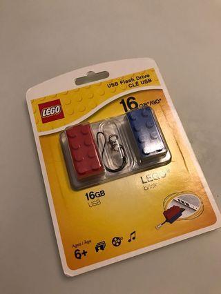 全新 Lego 16GB USB 手指