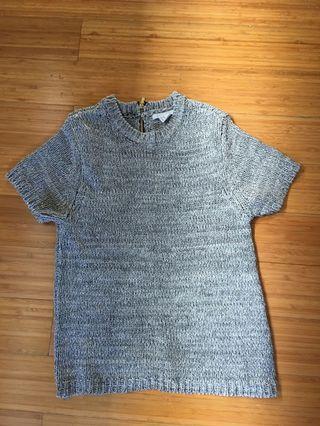 H&M knitwear XS gray