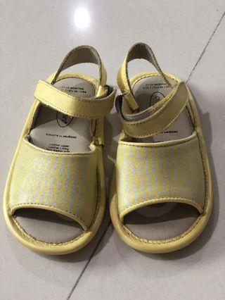 Old Soles baby girl leather shoe