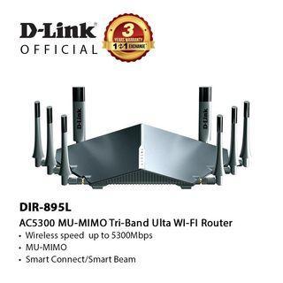 D-Link DIR895L