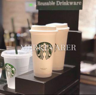 ORIGINAL Tumbler Starbucks Reuseable Drinkware Glass Plastic Mug
