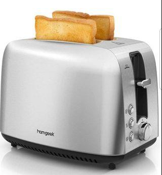 #EndgameYourExcess. Bread Toaster with browning control