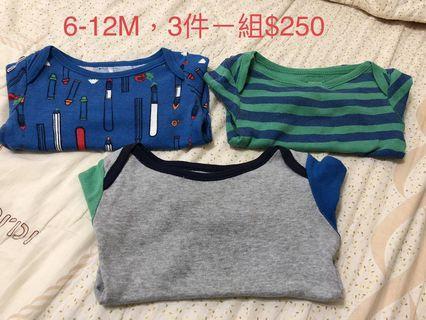 GAP衣服3件組
