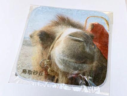 ❗️新❗️日來鳥取砂丘駱駝毛巾