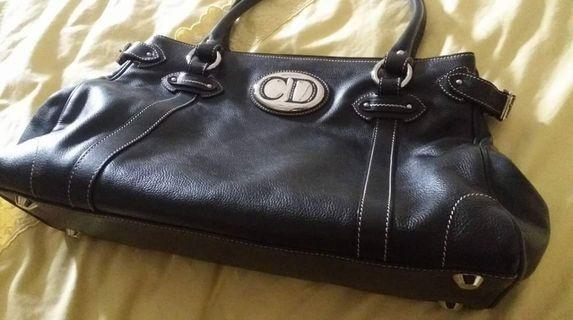 Christian Dior Shopper Tote