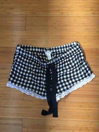Forever 21 lounge shorts medium size