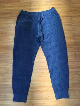 Uniqlo knitwear lounge wear bottom pants size M