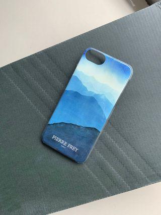 Case iPhone 7 / 8 Casing Blue Wave
