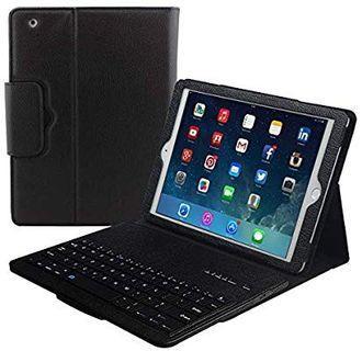 Folding case wireless keyboard