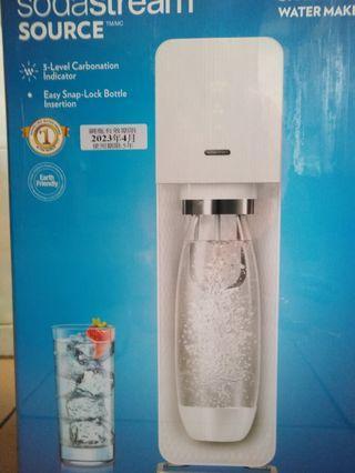 🚚 氣泡水機