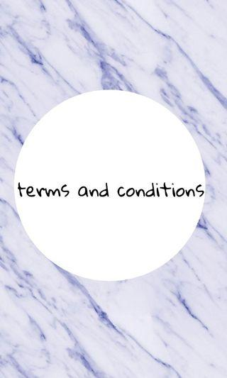 <UPDATED(03062019)>Terms and conditions