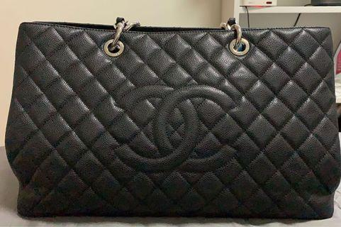Preloved Chanel Cavier XL GST