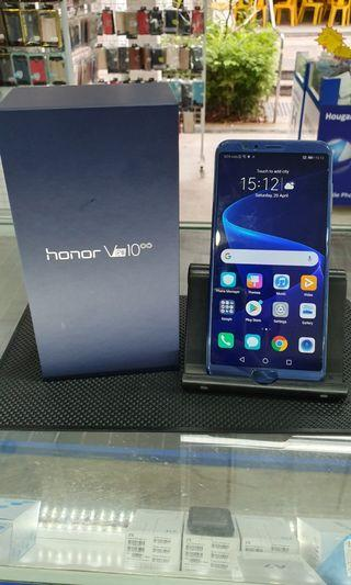 Used Honor View 10 Blue (zues3)