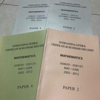 igcse past papers   Textbooks   Carousell Malaysia