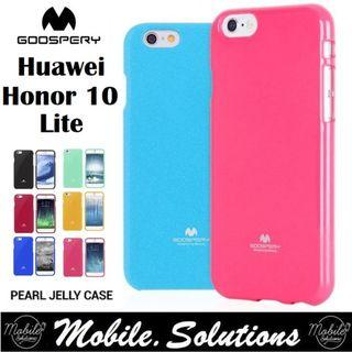 Goospery Huawei Honor 10 Lite Jelly Case (Authentic)
