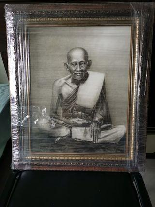 *GIVING AWAY FOC* Portrait of LP Suk Wat Phra Kong Makamtao