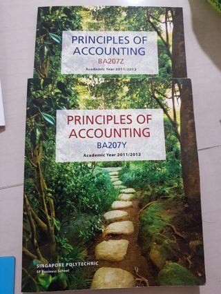 🚚 (Used) SP Principles of Accounting