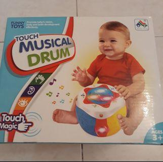 Musical Toy Drum