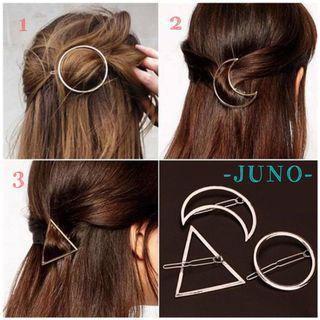 Ready Stock Jepit Rambut Hairclip Jepitan Rambut Korea Type Juno
