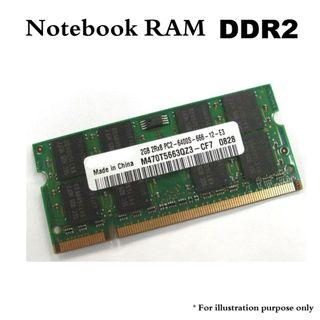 Used Notebook / PC  RAM & IDE HDD