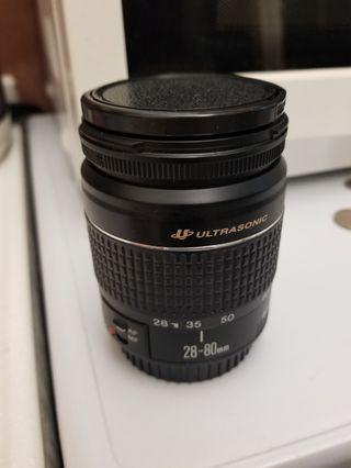 Canon Lens EF 28-80mm USM