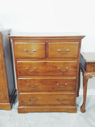 Wooden Chest Of Drawers Teak Wood Chest of Drawers