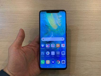 Huawei Mate 20 Pro 100% Condition