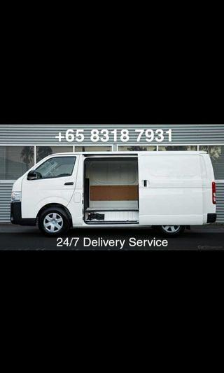 24/7 Delivery Service