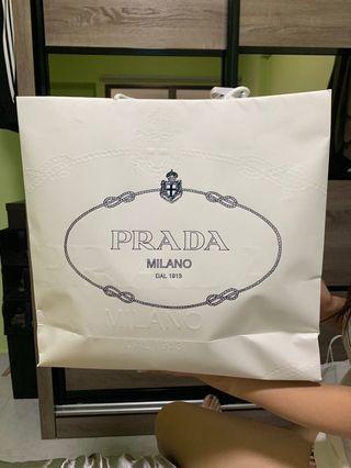 Prada Store Credit