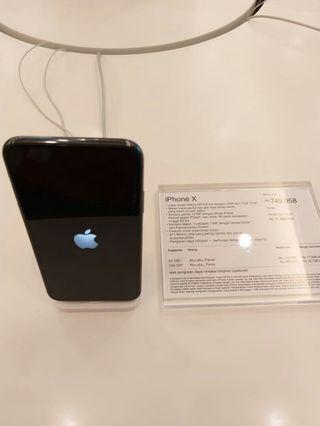 Kredit iphone x 64gb 0% tanpa kartu kredit