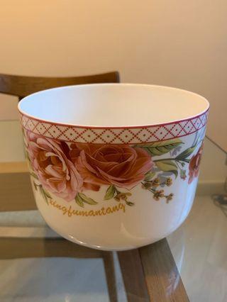 Unused big bowl 全新大湯碗