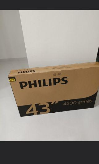 "Philip 43"" 4200 series"