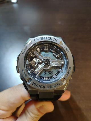 Casio G-Shock Steel GST-410