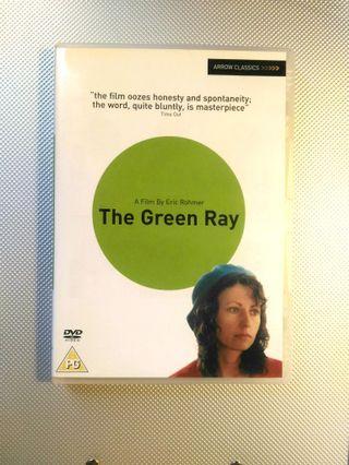 "伊力盧馬Eric Rohmer ""The Green Ray"" dvd"