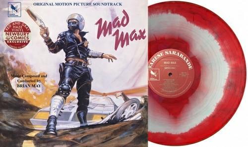 Mad Max Soundtrack Vinyl Album Newbury Comics Exclusive #MRTBedok #EndgameYourExcess