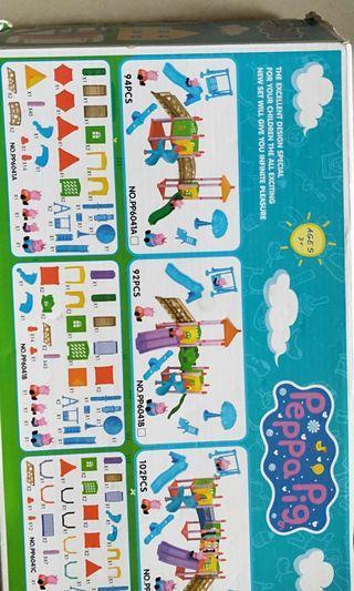 🚚 Peppa pig playground