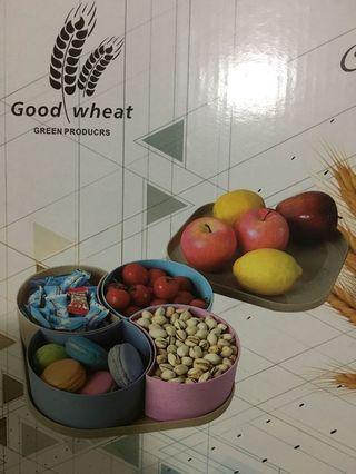 小麥糖果盒