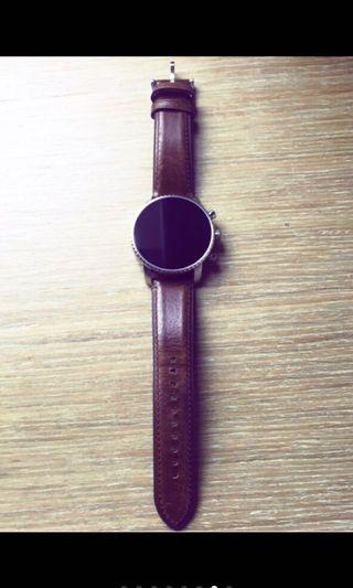 Fossil FTW4015 時尚精品智慧錶