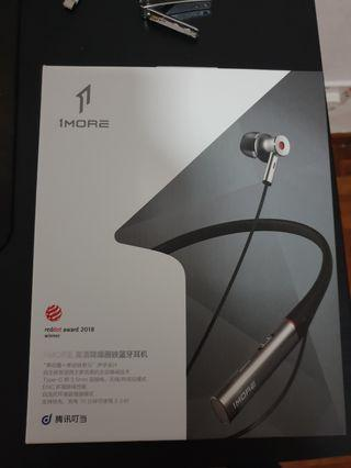 1More dual driver Bluetooth ANC headphones
