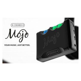 [EASTER PROMO] Chord Mojo Portable DSD DAC & Headphone Amplifier [READ DESCRIPTIONS]