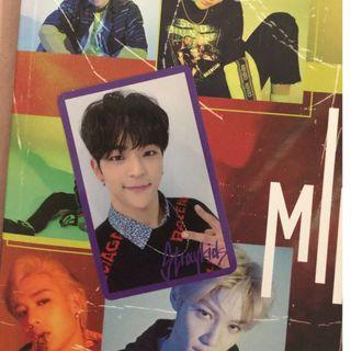 [WTT] STRAY KIDS MIROH PHOTOCARD WOOJIN