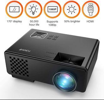 funavo led light source projector